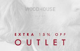15% off Outlet Items