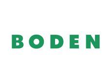 Boden logo