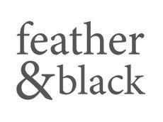 Feather & Black logo