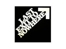 Last Exit To Nowhere logo
