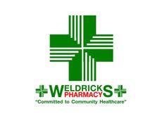 Weldricks Pharmacy logo