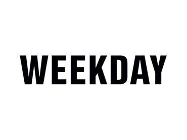 Weekday Gutschein