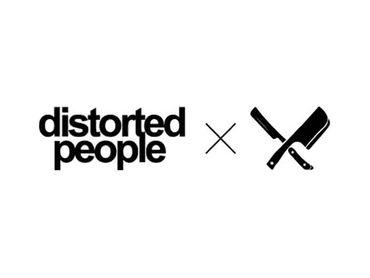 Distorted People Gutschein