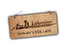 Alpenwahnsinn Logo