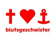 Blutsgeschwister Logo