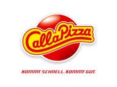 Call a Pizza Logo