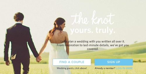The Knot Wedding Planning