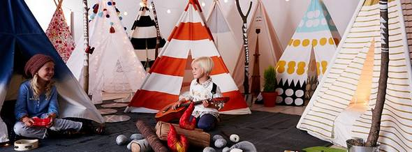 The Land of Nod for Kids