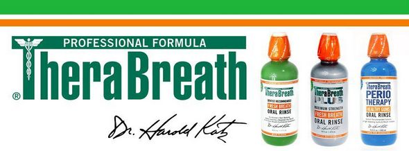 TheraBreath Oral Health Products