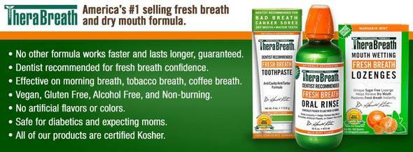 TheraBreath Fresh Breath