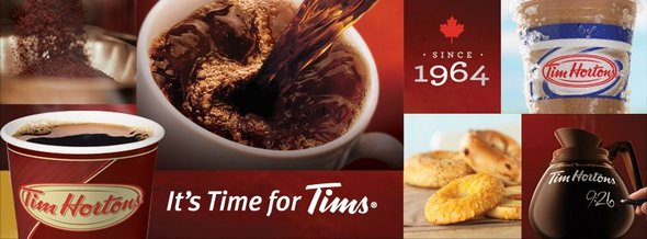Tim Hortons Coffeeshop