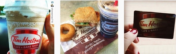 Tim Hortons Snack Joint