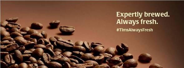 Tim Hortons Coffe Beans