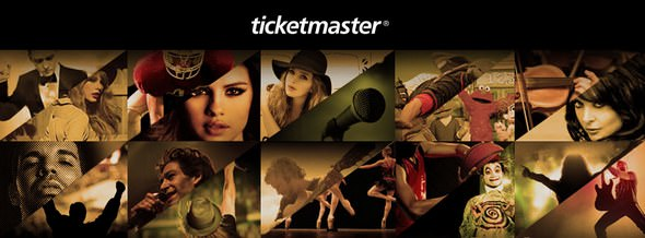 Ticketmaster Live Show Tickets
