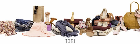 Tobi Apparel and Accessories
