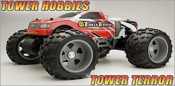 Tower Hobbies Trucks