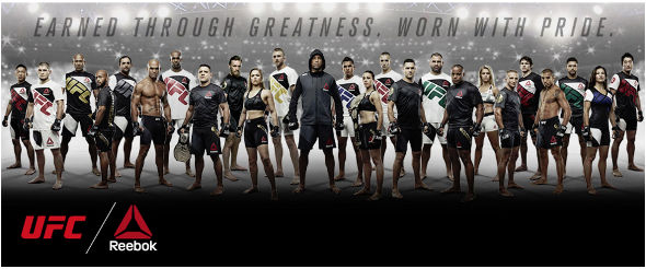 UFC Store MMA Fighters