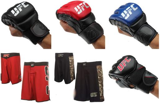 UFC Store MMA Training Gear