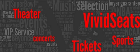 Vivid Seats Theater, Events and Sports Tickets
