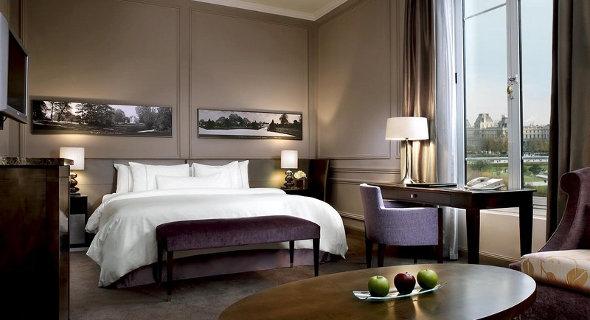 Westin Hotel Room