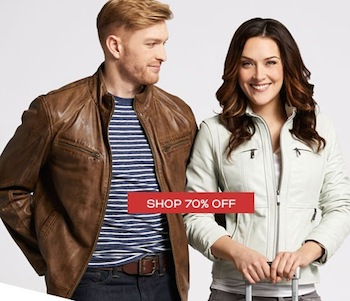 Wilsons Leather Sale