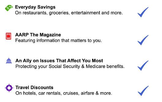 AARP Benefits