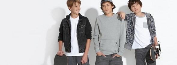 Abercrombie Kids Boys Fashion Store