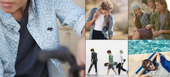 Abercrombie Kids Young Fashion
