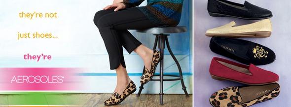 Aerosoles Comfort Footwear
