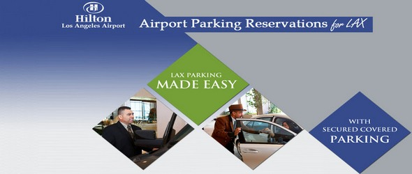 Airport Parking Reservations for LAX