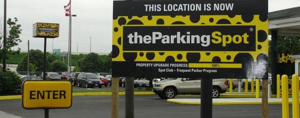 Airport Parking Reservations Parking Lot