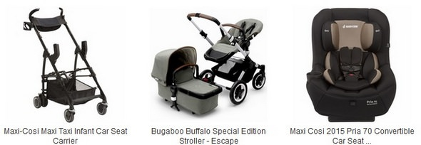 Albee Baby Strollers and More
