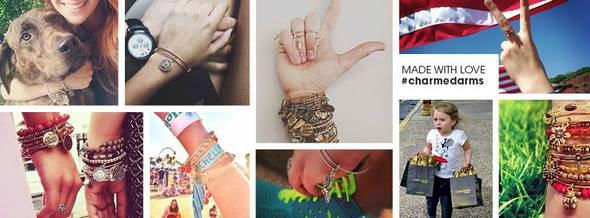 Alex and Ani Fashion Jewelry