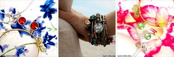 Alex and Ani Online Jewelry Store