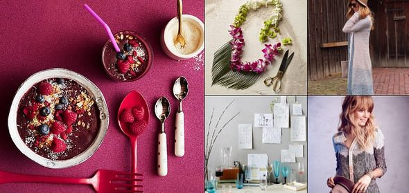 Anthropologie Apparel and Homeware