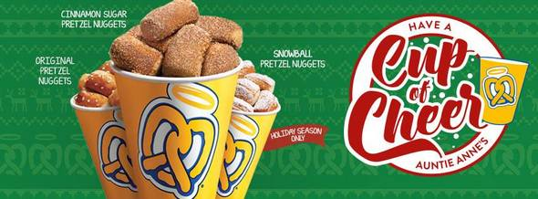Auntie Anne's Nuggets