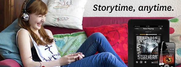 Audible for Anywhere Storytime