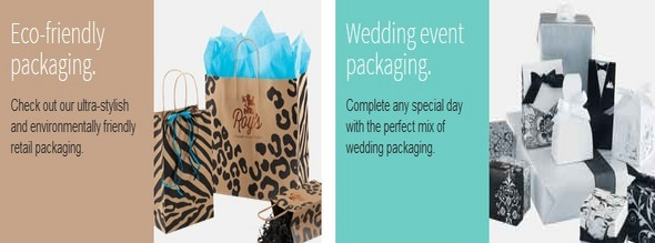 Bags & Bows Packaging Materials