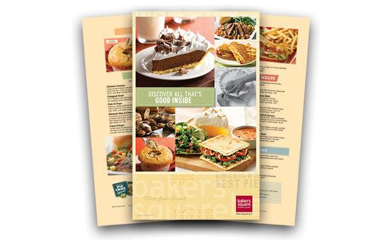 Bakers Square Menu