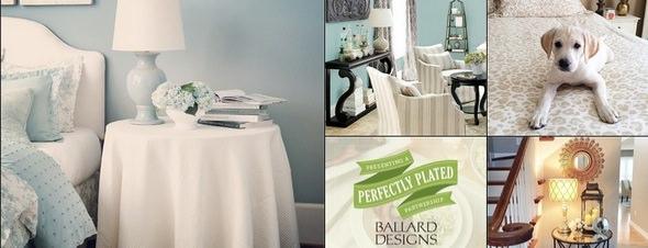 Ballard Designs Stunning Furnishings
