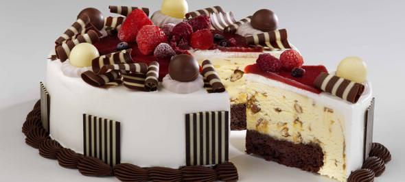 Baskin-Robbins Cake