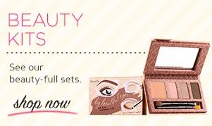 Benefit Cosmetics Beauty Kits