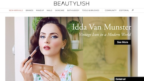 Beautylish Website