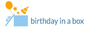 Birthday in a Box Logo