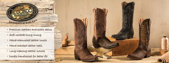 Handmade Boots at Boot Barn