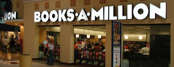 Books-A-Million Store