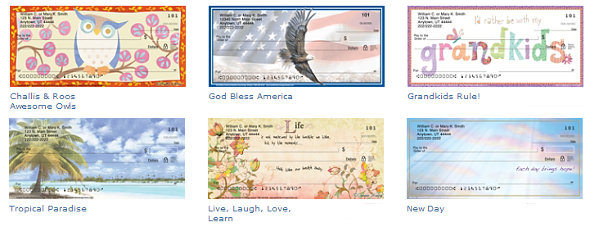 Bradford Exchange Checks Personalized Checks
