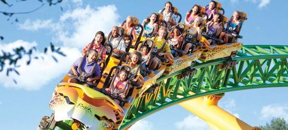 Busch Gardens Amusement Park