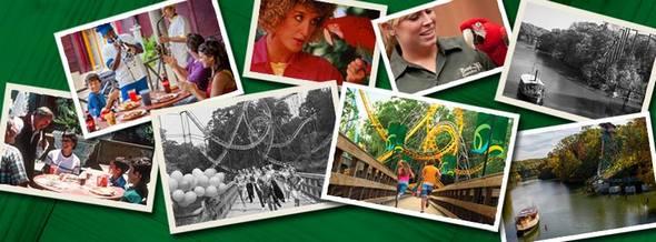 Busch Gardens Parks in USA