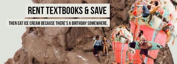 Campus Book Rentals for Savings